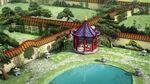 Wei-Ling Palace garden