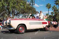 Disney Stars and Motorcars Parade star wars
