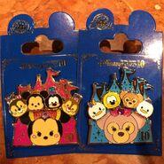 HKDL10 Tsum Tsum Pins