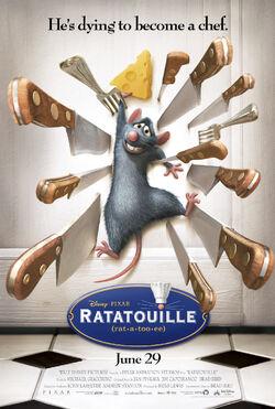 Ratatouille- 2007