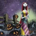 Sally in Halloween
