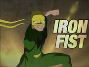 Iron Fist USM