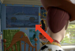 Finn McMissile TS3 cameo