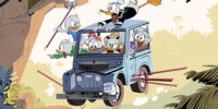 Huey, Dewey and Louie/Gallery