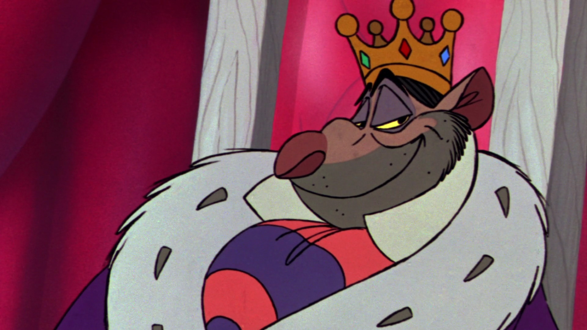 The Great Mouse Detective Ratigan