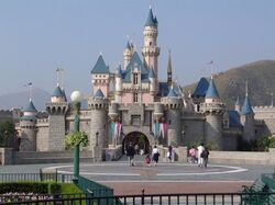 Hong Kong Disneyland wonderful beauty
