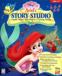 Ariel's Story Studio Cover