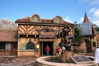 Gaston's Tavern WDW