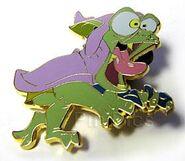 Creeper Pin 2