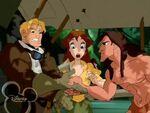 Jane, Robert & Tarzan (3)