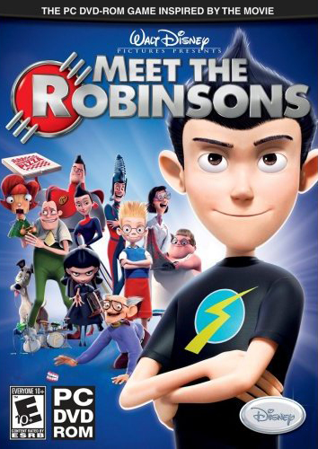 meet the robinsons game wiki