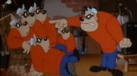 Beagle Boys soccermania 2