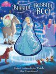 Cinderella Bibbidi Bobbidi Boo Book