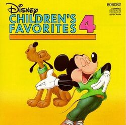 Disney childrens favorites 4