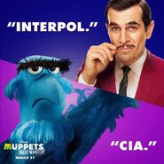 Muppets most wanted promo photo