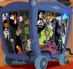 Villanos capturados