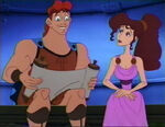 Hercules The Animated Series megara5