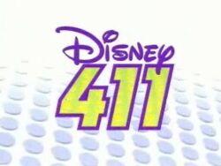 Disney 411-show