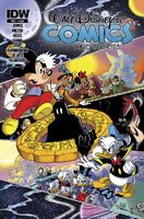 Walt Disney's Comics and Stories 721 Cover 1