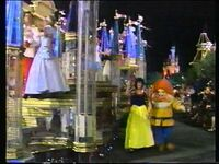 Disney parades all american parade 1989