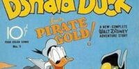 Donald Duck (comic book)/Cover Gallery