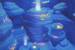 Undersea Valley (Art)