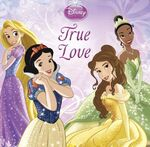Disney Princess True Love Book