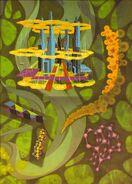 Our friend the atom peace paleo-future
