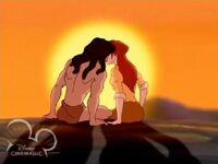 Tarzan-Caged Fury