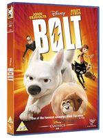 Bolt UK DVD 2014