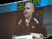 Comic-Con 2010 - Green Lantern panel - Mark Strong (Sinestro)