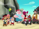 Group shot-Hook's Treasure Nap