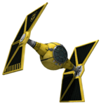 Mining Guild TIE fighter