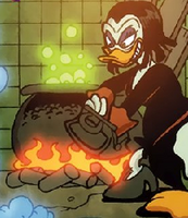 Darkwing Duck magica 2