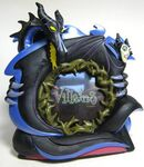 Maleficent & Dragon picture frame