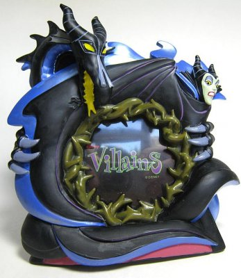 File:Maleficent & Dragon picture frame.jpg