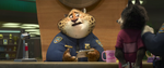 Zootopia Clawhauser's app
