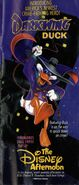 Darkwing Duck - Print Ad from 1991 Disneyland Guide