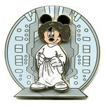 Minnie Mouse as Princess Leia