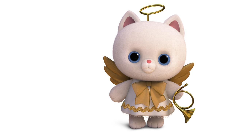 Angel Kitty Disney Wiki Fandom Powered By Wikia