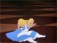 Alice slips