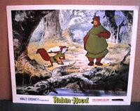 Robin hood lobby card