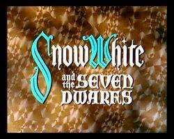 Snow White title