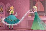 Frozen Fever Storybook - 5