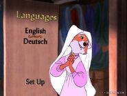 Menu-languages