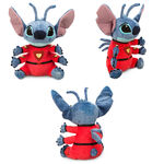 Stitch in Spacesuit Plush - Lilo & Stitch