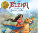 Elena and the Secret of Avalor (book)