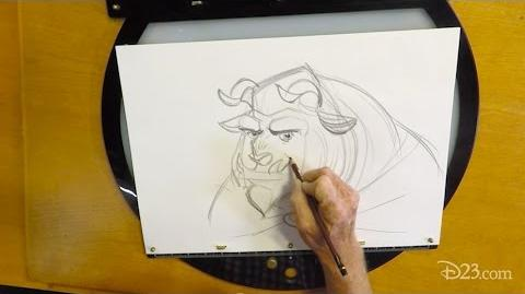 Drawing with D23 Beast