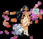 Pngpocahontas
