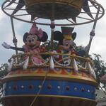Minnie Mickey Festival Fantasy Parade